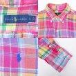 画像3: 00's Polo Ralph Lauren リネンボタンダウンシャツ (3)