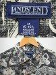 画像3: 90's LANDS' END コットンハワイアンシャツ (3)