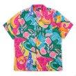 画像1: 90's Polo Ralph Lauren S/S オープンカラーシャツ (1)