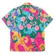 画像2: 90's Polo Ralph Lauren S/S オープンカラーシャツ (2)