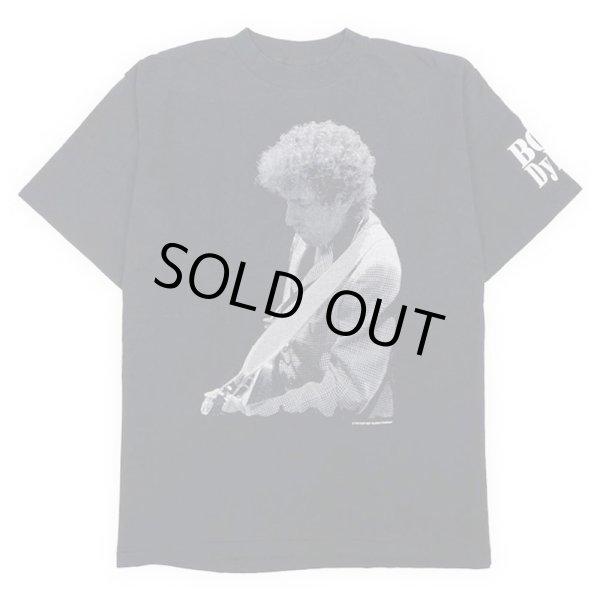 """画像1: 90's Bob Dylan フォトプリントTシャツ """"MADE IN USA / DEADSTOCK"""" (1)"""