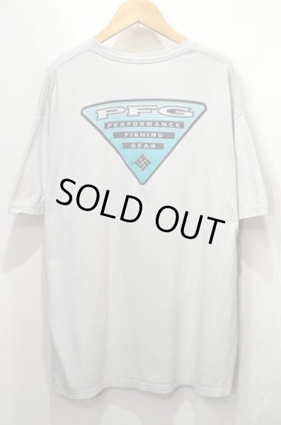 画像1: Columbia PFG バックプリントTシャツ (1)