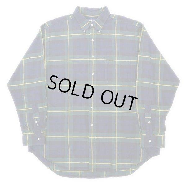 """画像1: 90's Polo Ralph Lauren ボタンダウンシャツ """"BIG SHIRT"""" #1 (1)"""