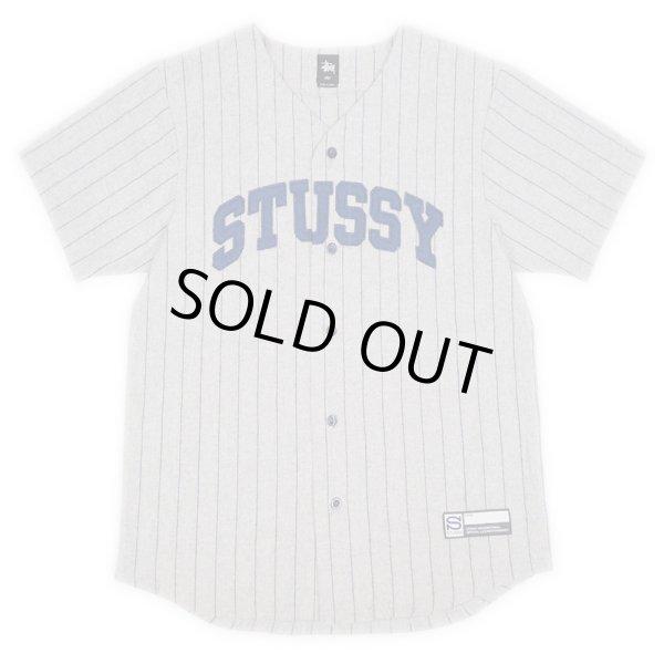 画像1: 00's Stussy ベースボールシャツ (1)