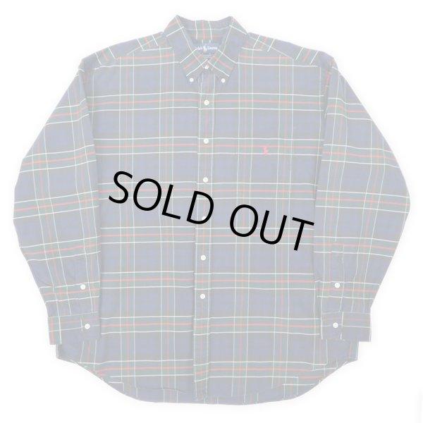 """画像1: 90's Polo Ralph Lauren ボタンダウンシャツ """"BIG SHIRT"""" #3 (1)"""