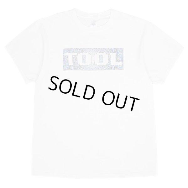 """画像1: 02's TOOL バンドTシャツ """"ALEX GREY DESIGN"""" (1)"""