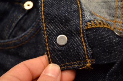 "画像2: 70's Levi's501 66single ""ONE WASH"""