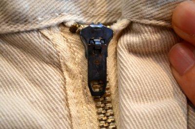 画像1: 60's Wrangler SAIL CLOTH PT
