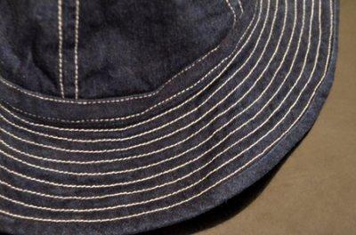 """画像3: ORIGINAL DENIM HAT """"sizeS"""""""