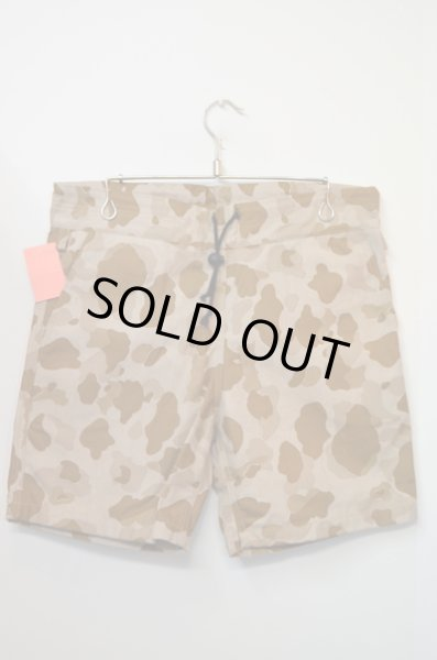 画像1: ORIGINAL Duck hunter camo HBT SHORTS (1)