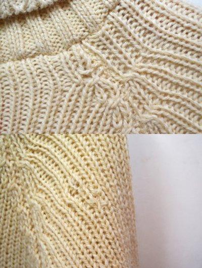 画像1: 70's Peter Storm タートルネックセーター