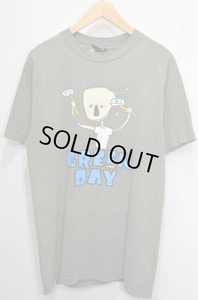"""画像1: 90's GREEN DAY Tシャツ """"NIMROD"""" (1)"""