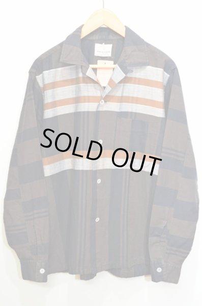 画像1: 50-60's VAN HEUSEN オープンカラーシャツ (1)