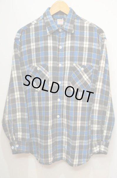 画像1: 60's BIGMAC ヘビーネルシャツ (1)