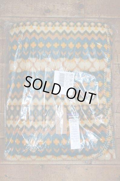 画像1: 日本未発売 Patagonia Full Print Synch Blanket #3 (1)