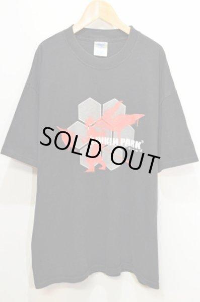 画像1: 00's LINKIN PARK バンドTシャツ (1)