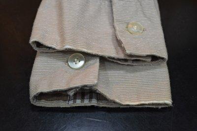 """画像1: 60's VAN HEUSEN オープンカラーシャツ """"フロントパネル柄"""""""