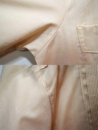 """画像1: 80's Yucaten キューバシャツ """"BEIGH"""""""