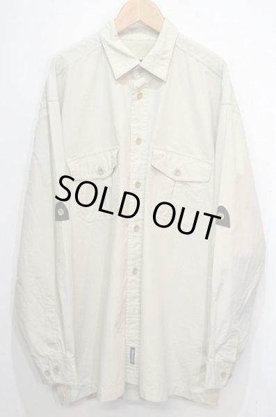画像1: 90's Timberland フィッシングシャツ (1)