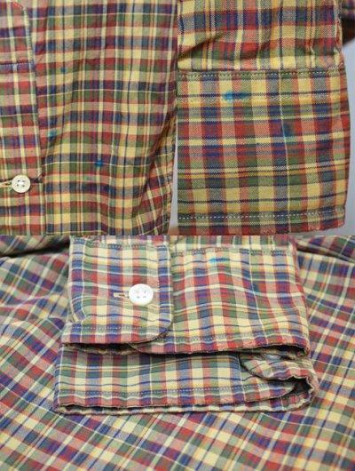 画像1: Polo Ralph Lauren チェック柄 ボタンダウンシャツ