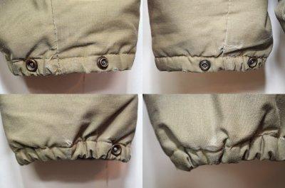 画像3: 70's Class5 フード付きダウンジャケット