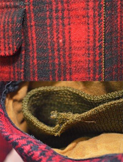 """画像1: 50's Woolrich マッキノークルーザージャケット """"size 44"""""""