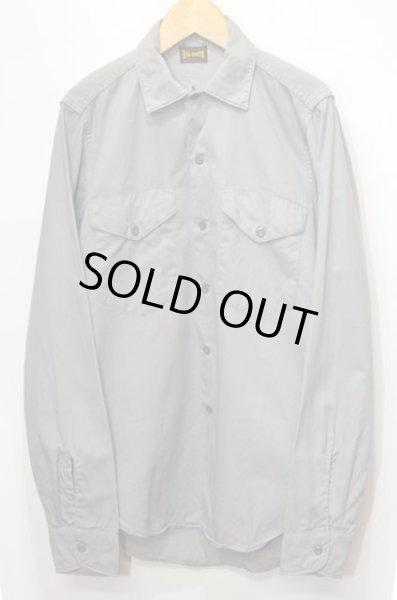 画像1: 60's BIG SMITH マチ付きワークシャツ (1)