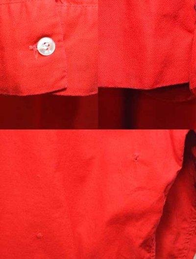 """画像1: 60's Pennleigh ハーフZIP ボタンダウンシャツ """"3点留め"""""""