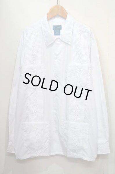 """画像1: 90-00's TropiCool L/S キューバシャツ """"DEADSTOCK"""" (1)"""