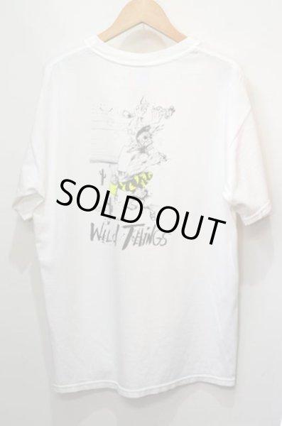画像1: Early 2000's WILD THINGS プリントTシャツ (1)