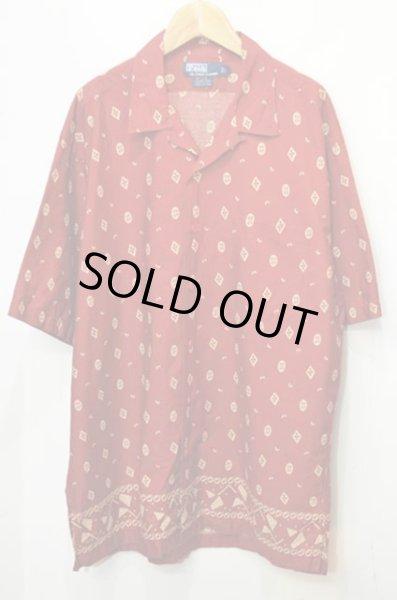 """画像1: Polo Ralph Lauren S/S オープンカラーシャツ """"CLAYTON"""" (1)"""