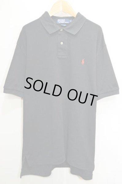 """画像1: Polo Ralph Lauren S/S ポロシャツ """"BLACK"""" (1)"""