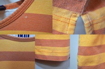 画像1: 90's OLD GAP ボーダーTシャツ