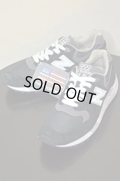 "画像1: NEW BALANCE M999CBL ""MADE IN U.S.A."" (1)"