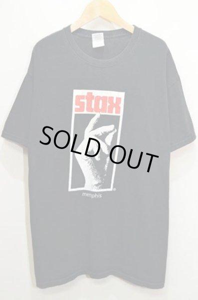 画像1: Stax Records プリントTシャツ (1)