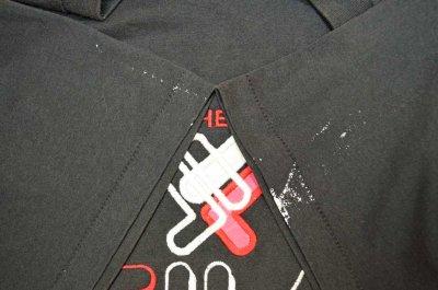 """画像1: 90's FILA 刺繍ロゴ入り Tシャツ """"MADE IN USA"""""""