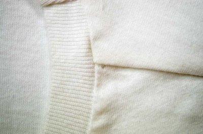"""画像1: Polo Ralph Lauren L/S ロゴ刺繍 Tシャツ """"WHITE"""""""