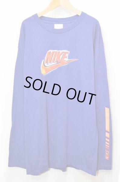 画像1: 90-00's NIKE L/S Tシャツ (1)
