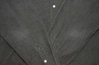 """画像1: 90's Polo Ralph Lauren コーデュロイ ボタンダウンシャツ """"MARLOWE / BLACK"""""""