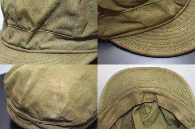 画像1: 40's USMC HBT UTILITY CAP