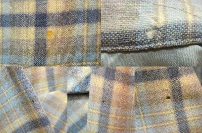 画像1: 50-60's Pendleton ウールシャツ