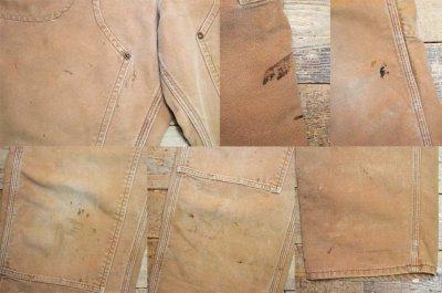 画像1: 60-70's Lee ダブルニーペインターパンツ