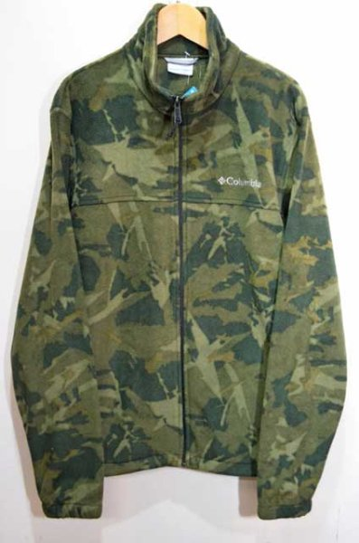 "画像1: Columbia Steens Mountain Printed Jacket ""DEADSTOCK"" (1)"