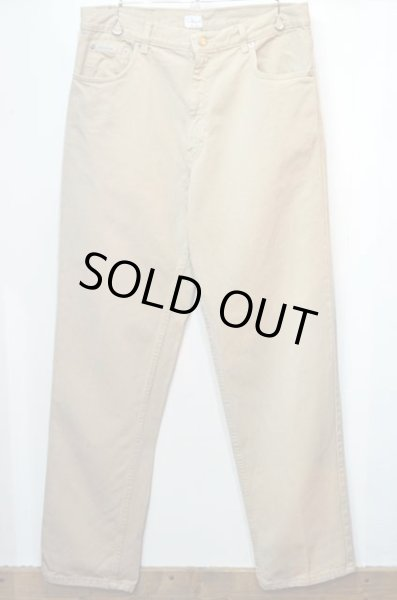 """画像1: 90's Calvin Klein Jeans カラーデニムパンツ """"MADE IN USA"""" (1)"""