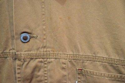 画像1: 90's Levi's silverTab コットンツイルワークジャケット