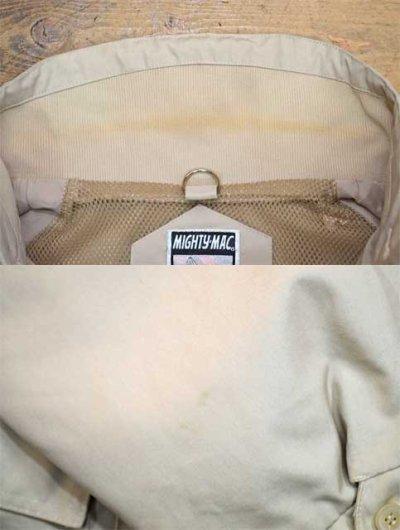 画像1: 70's MIGHTY-MAC ハリントンジャケット