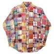 """画像1: 90's Polo Ralph Lauren パッチワーク ボタンダウンシャツ """"BLAKE"""" (1)"""