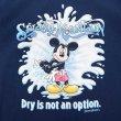 """画像3: 90-00's Disney """"SPLASH MOUNTAIN"""" プリントTシャツ (3)"""