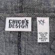 画像3: 90's CHICO'S DESIGN リネンフーディジャケット (3)