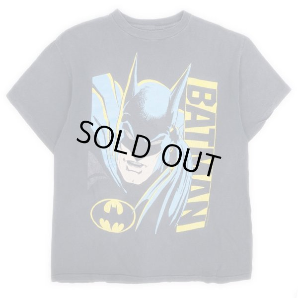 画像1: 80's BATMAN プリントTシャツ (1)